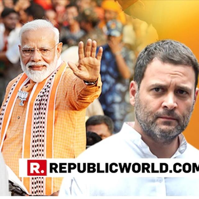 WATCH: CONGRESS ADMITS FOR THE FIRST TIME THAT IT LOST 2019 LOK SABHA ELECTIONS DUE TO MODI WAVE