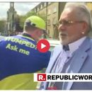 WATCH: HERE'S HOW FUGITIVE VIJAY MALLYA RESPONDED ON QUESTIONS OF HIS EXTRADITION CASE AS HE WAS SPOTTED AT THE OVAL DURING INDIA VS AUSTRALIA WORLD CUP MATCH