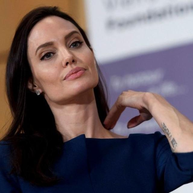 ANGELINA JOLIE SEEKS MORE INTERNATIONAL SUPPORT FOR VENEZUELA