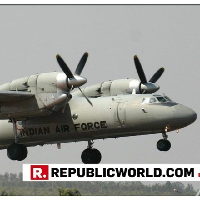 AN-32 PILOT'S WIFE WAS ON ATC DUTY IN JORHAT, ONE OF THE FIRST PEOPLE TO SEE AIRCRAFT GOING OFF RADAR