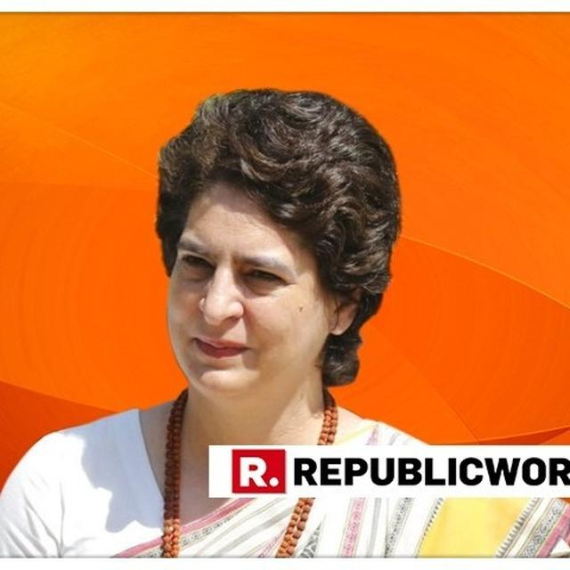PRIYANKA GANDHI TO VISIT UP FOR THE FIRST TIME AFTER CONGRESS' POLL DEBACLE. FULL SCHEDULE HERE