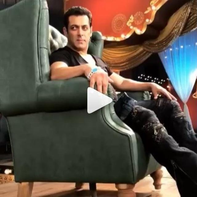 WATCH: AFTER 'BHARAT' MAKES WAVES AT THE BOX OFFICE, SALMAN KHAN HINTS AT A NEW PROJECT