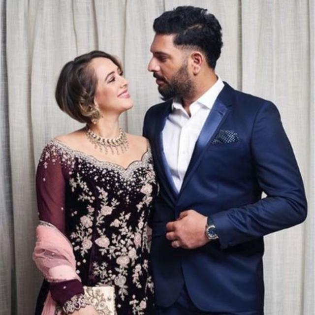 WHILE YUVRAJ SINGH SAYS, 'I'LL PLAY MYSELF IN MY BIOPIC', WIFE HAZEL KEECH HAS OTHER PLANS AND YUVRAJ CLEARLY 'KNOWS NOTHING'