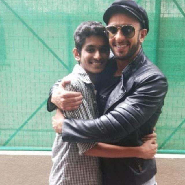 RANVEER SINGH'S YOUNG FAN JATIN DULERA TRAGICALLY PASSES AWAY, ACTOR OFFERS CONDOLENCES AND POSTS IMAGE TRIBUTE