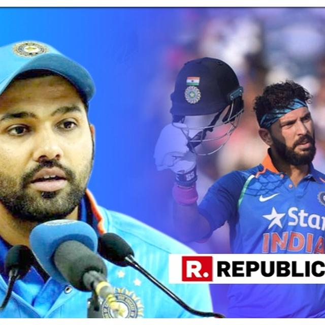 """YOU DESERVED A BETTER SENDOFF,"" SAYS ROHIT SHARMA TO YUVRAJ SINGH AS WORLD CUP HERO ANNOUNCES RETIREMENT"
