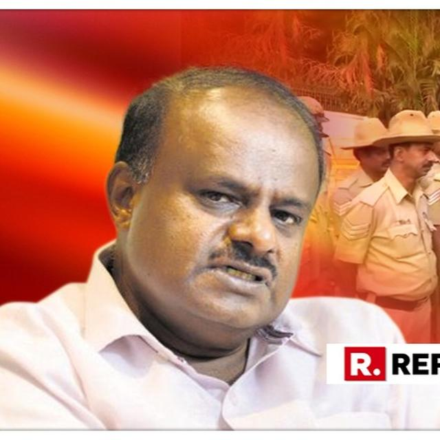SHOCKING: TWO YOUTH ARRESTED FOR ALLEGEDLY RELEASING A DEFAMATORY VIDEO AGAINST KARNATAKA CM H D KUMARASWAMY