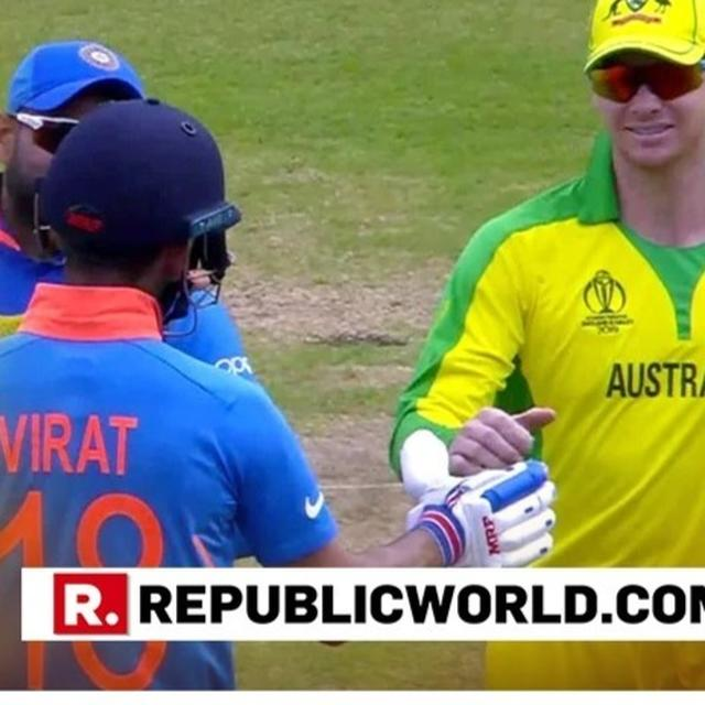'THAT IS WHY HE IS VIRAT KOHLI AND YOU ARE NICK COMPTON', FANS HIT BACK AT EX-ENGLISH OPENER FOR CRITICISING INDIA SKIPPER'S SPORTING GESTURE FOR STEVE SMITH AT WORLD CUP 2019