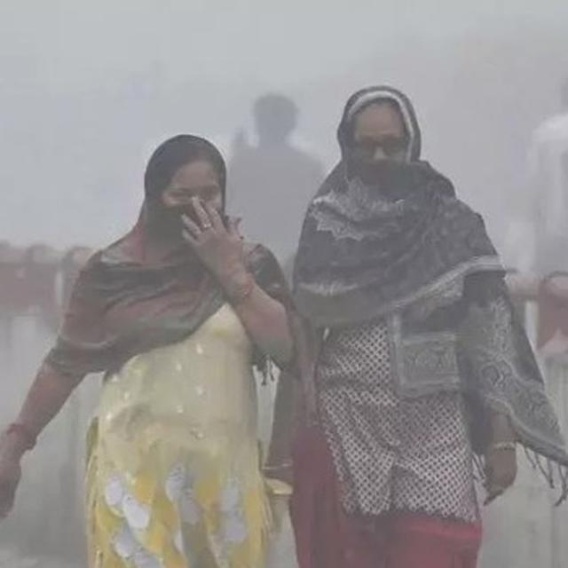 LIFE EXPECTANCY IN INDIA DOWN BY 2.6 YRS DUE TO AIR POLLUTION: STUDY