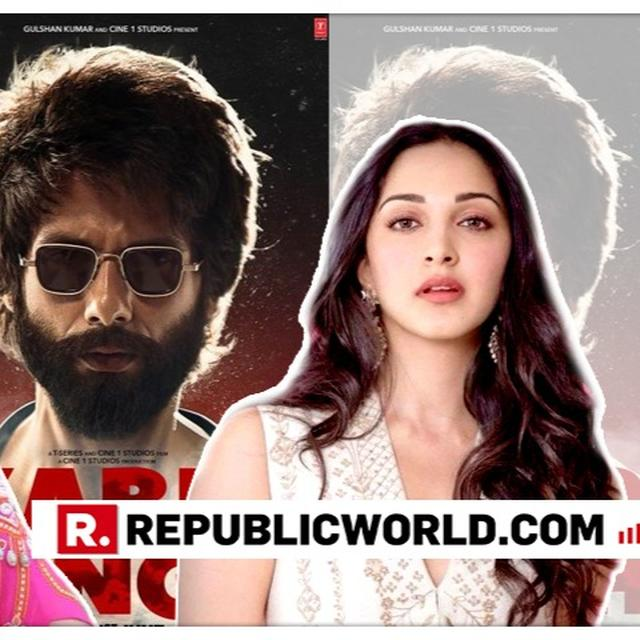 KIARA ADVANI OPENS UP ABOUT CASTING CHANGES IN 'KABIR SINGH', REVEALS HOW THE ROLE SWUNG BACK TO HER