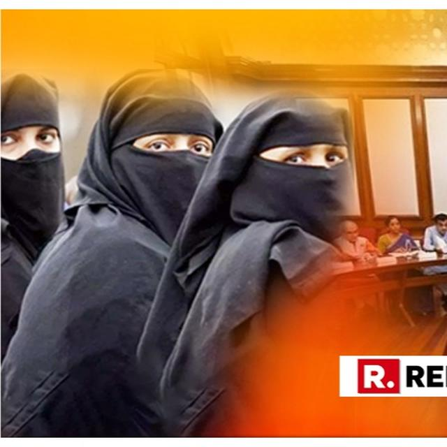 PM MODI CHAIRS CABINET MEETING, MAY CONSIDER TO RENEW BILL TO BAN TRIPLE TALAQ