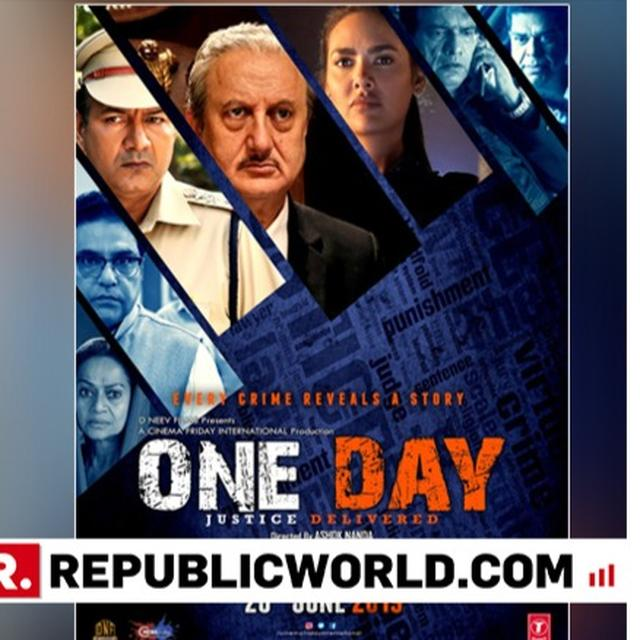 ANUPAM KHER'S 'ONE DAY' TO LOCK HORNS WITH AYUSHMANN KHURRANA'S 'ARTICLE 15', FANS EXPECT A MASSIVE BOX OFFICE TIFF