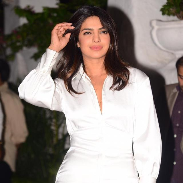 WATCH | NETIZENS HAIL PRIYANKA CHOPRA AS THE 'ORIGINAL DESI GIRL' AS BTS VIDEOS OF THE ACTRESS DANCING TO BOLLYWOOD NUMBERS AT 'THE SKY IS PINK' PARTY GO VIRAL