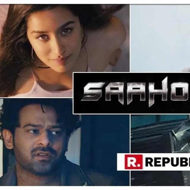 SAAHO TEASER: IT'S AN ALL-OUT PRABHAS SHOW IN THIS HIGH-OCTANE MASSIVELY ENTERTAINING PREVIEW