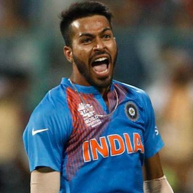 NO PRESSURE AS ONLY 1.5 BILLION PEOPLE EXPECTING INDIA TO WIN WORLD CUP: HARDIK PANDYA
