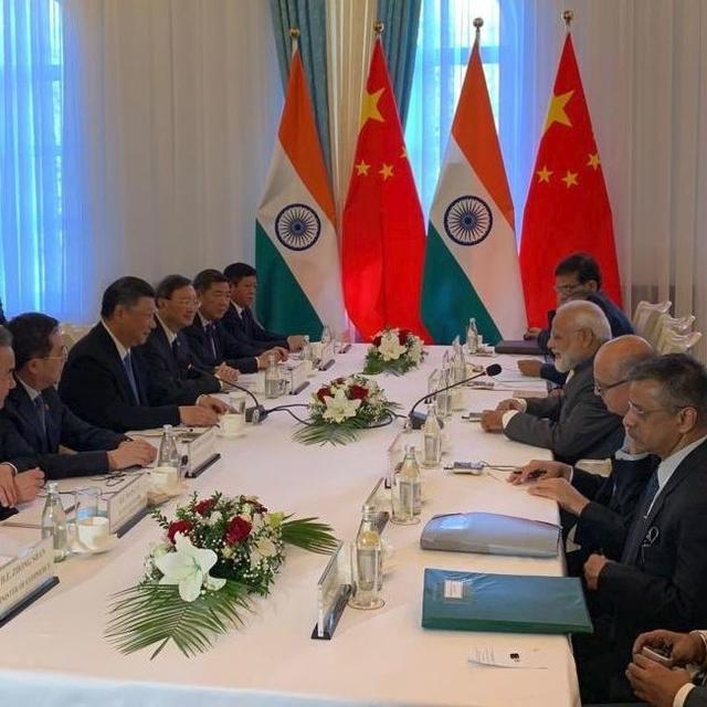 """DEEPENING FRIENDSHIP WITH CHINA"": PM MODI HOLDS BILATERAL TALKS WITH CHINA'S PRESIDENT XI JINPING ON THE SIDELINES OF SCO SUMMIT"