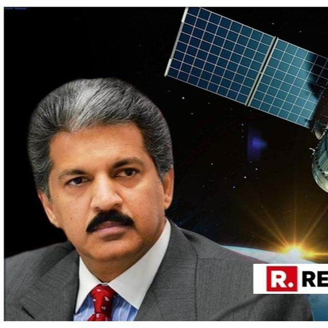 ANAND MAHINDRA EXULTS IN ISRO'S SPACE STATION AMBITION ANNOUNCEMENT, MAKES HILARIOUS FILMY REFERENCE