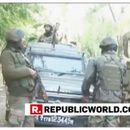 FORCES GUN DOWN TWO PAK-BACKED LET TERRORISTS IN J&K'S AWANTIPORA, 5  CRPF MEN MARTYRED