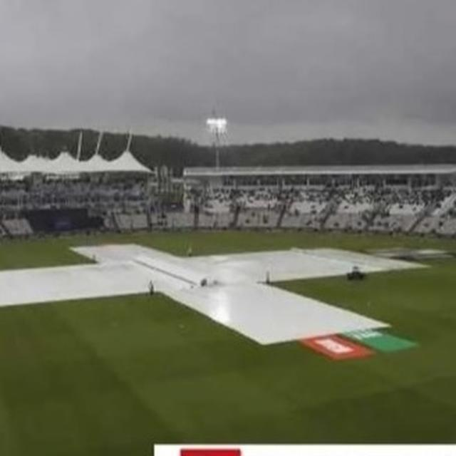 """""""New World Cup Logo"""" Of Cricket World Cup 2019 Surfaces On Social Media After Rain Washes Away Games, Twitterati Predict Rain To Be The Winner Of Tournament"""
