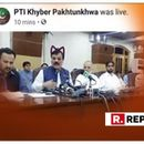 A VIRAL 'CAT'ASTROPHE! IMRAN KHAN'S PARTY ACCIDENTALLY TURNS ON THE CAT FILTER WHILE ADDRESSING A BRIEFING LIVE ON FACEBOOK, NETIZENS HAVE A FIELD DAY