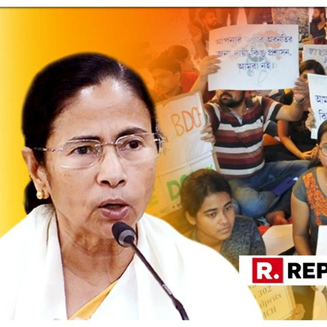 WATCH | 'I CALLED JUNIOR DOCTORS TO TALK, THEY MISBEHAVED WITH ME,' CLAIMS WEST BENGAL CM MAMATA BANERJEE, SAYS 'HAVE NOT ARRESTED ANYONE'