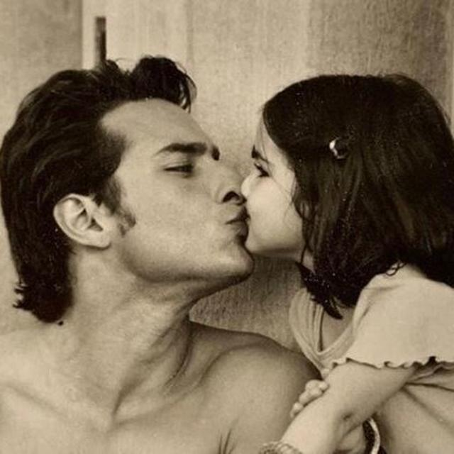 UNSEEN PICTURES | SARA ALI KHAN'S EMOTIONAL POST FOR 'MAIN MAN' SAIF ALI KHAN ON FATHER'S DAY LEAVES NETIZENS TEARY-EYED