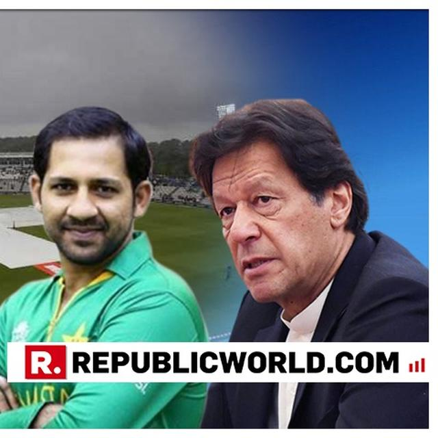 PAK PM IMRAN KHAN SHARES 'THE WINNING OFFENSIVE STRATEGY' WITH CAPTAIN SARFARAZ AHMED AHEAD OF INDIA-PAKISTAN WORLD CUP CLASH