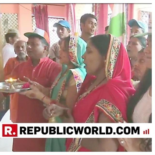 WORLD CUP 2019 | FANS PERFORM HAVANS, OFFER PRAYERS TO MOTHER GANGA, INDRA DEVTA, AS INDIA TAKES ON PAKISTAN IN CRUCIAL ENCOUNTER