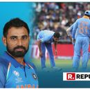 BHUVNESHWAR RULED OUT OF NEXT 2-3 GAMES DUE TO HAMSTRING NIGGLE, WILL BE REPLACED BY MOHAMMED SHAMI