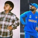 WORLD CUP 2019: VIRAT KOHLI REMINDED OF HIS CHILDHOOD AFTER SPOTTING HIS POSE FROM INDIA VS PAKISTAN MATCH, NETIZENS SAY, 'CHEEKU BE SO CUTE!'