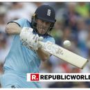 EOIN MORGAN SMASHES 17 SIXES AS ENGLAND SET A RECORD TARGET OF 398 RUNS FOR AFGHANISTAN AT THE WORLD CUP