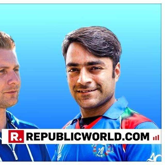 WORLD CUP 2019 | ENGLISH PLAYERS LUKE WRIGHT AND STUART BROAD HIT BACK AT ICELAND CRICKET FOR TROLLING RASHID KHAN AFTER HIS FORGETTABLE BOWLING SPELL AGAINST ENGLAND