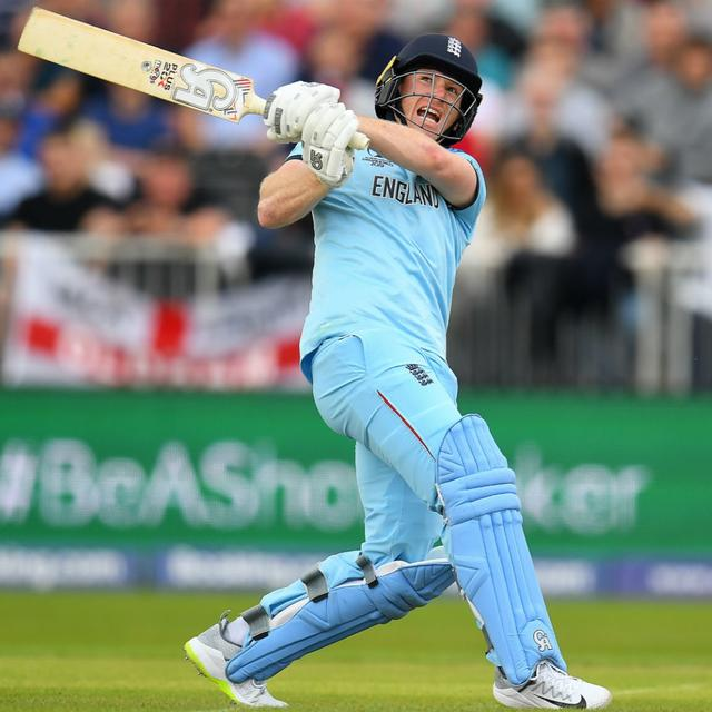 HERE'S WHAT EOIN MORGAN SAID AFTER HITTING A WORLD CUP-RECORD 17 SIXES VERSUS AFGHANISTAN