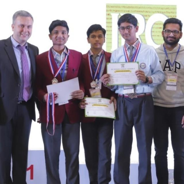 Indian Students Sweep International Robotics Competition, Showcase Country's Technical Talent Overseas