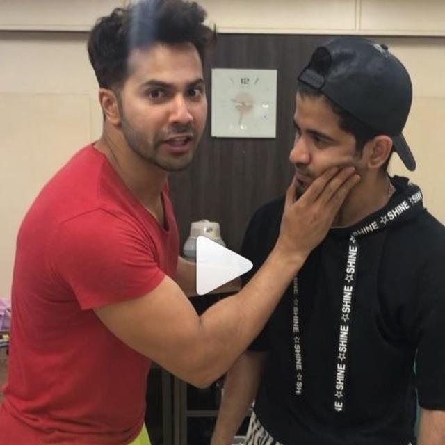 WATCH: VARUN DHAWAN CELEBRATES 4 YEARS OF ABCD 2 BY RECREATING BIG B'S 'MUQADDAR KA SIKANDAR' AND IT'S HILARIOUS