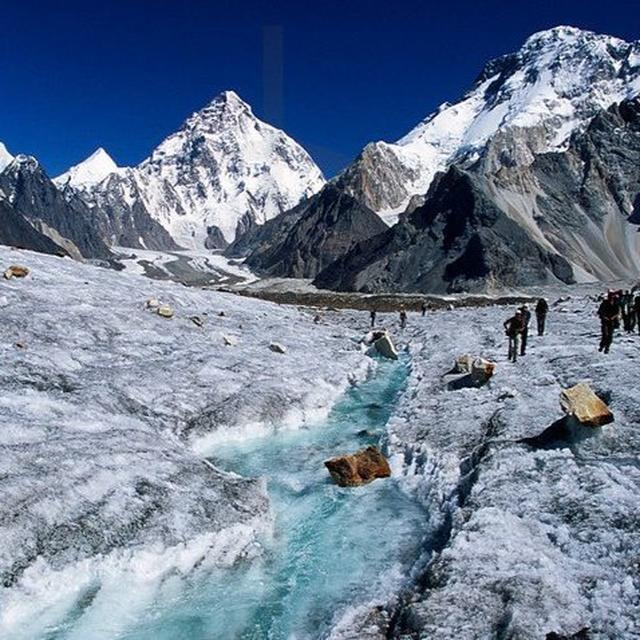 HIMALAYAN GLACIERS MELTING DOUBLED SINCE 2000: STUDY