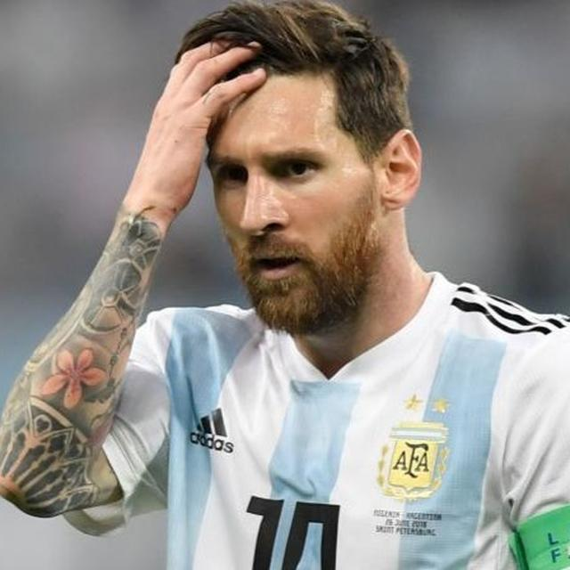 LIONEL MESSI FEELS IT WOULD BE CRAZY IF ARGENTINA FAIL TO ADVANCE IN COPA AMERICA