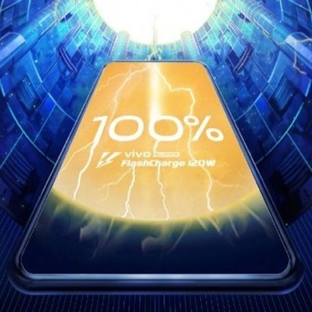 VIVO'S 120W SUPER FLASH CHARGE TECH CAN APPARENTLY TOP UP A 4,000MAH BATTERY PHONE IN 13 MINUTES
