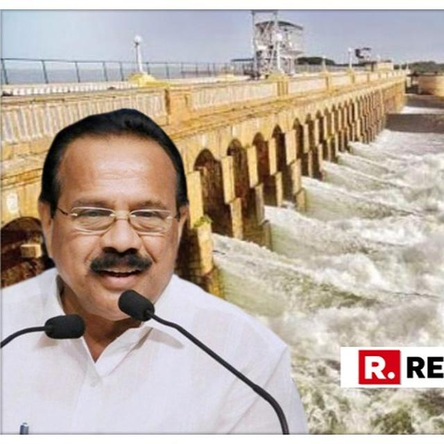 UNION MINISTER SADANANDA GOWDA WRITES TO CENTRE AND CAUVERY BOARD REQUESTING AN ADDITIONAL RELEASE OF 2 THOUSAND MILLION CUBIC FEET WATER TO MANDYA