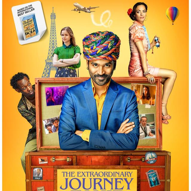 'THE EXTRAORDINARY JOURNEY OF THE FAKIR' MOVIE REVIEW: DHANUSH IS AN ENDEARING SOUL OF THIS MIXED BAG