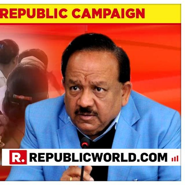 'PM MODI CONSTANTLY MONITORING THE SITUATION IN MUZAFFARPUR', SAYS UNION HEALTH MINISTER HARSH VARDHAN AMID THE RISING DEATH TOLL DUE TO ENCEPHALITIS OUTBREAK IN BIHAR