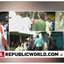 WATCH: VIOLENT CLASHES ERUPT IN WEST BENGAL'S BHATPARA AMID BJP DELEGATION'S REVIEW VISIT