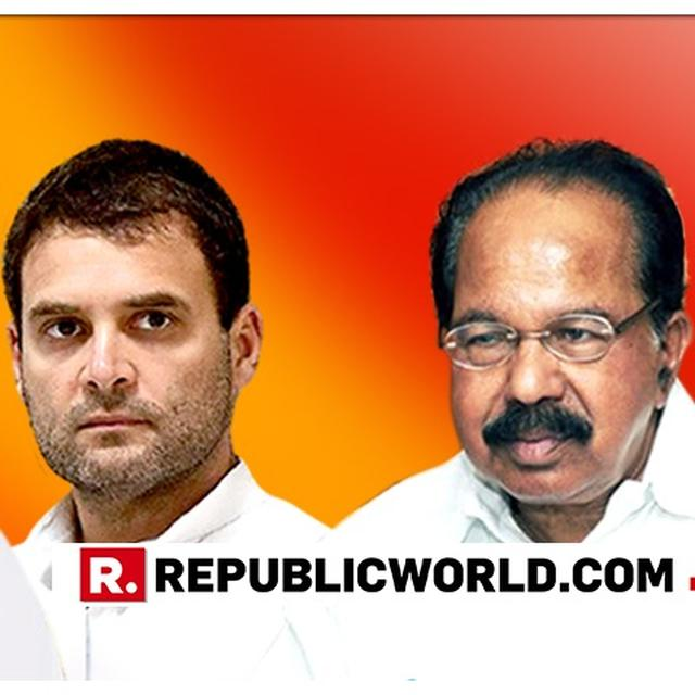 CONGRESS WOULD HAVE WON 15-16 LOK SABHA SEATS IF THERE WAS NO TIE-UP WITH JD(S): VEERAPPA MOILY