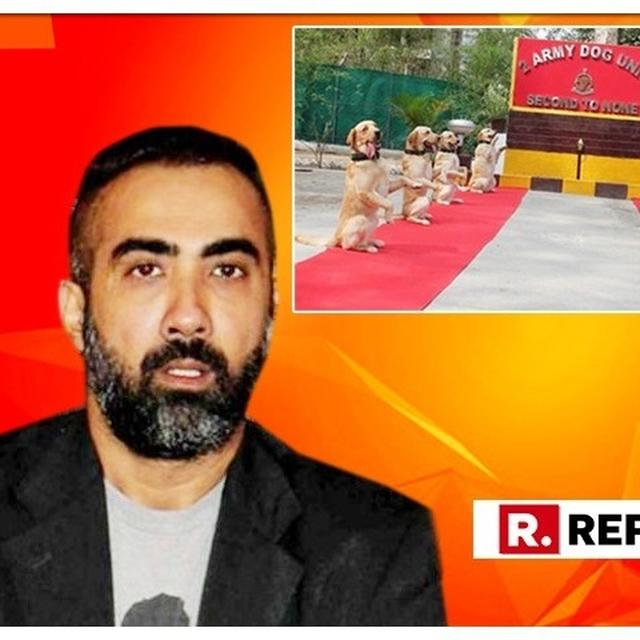 'NEW INDIA WILL ACTUALLY BE WHEN YOU & YOUR FAMILY QUIT POLITICS': RANVIR SHOREY FUMES AT RAHUL GANDHI AFTER CONGRESS PRESIDENT TWEETED PICTURES MOCKING ARMY DOG UNIT ON YOGA DAY