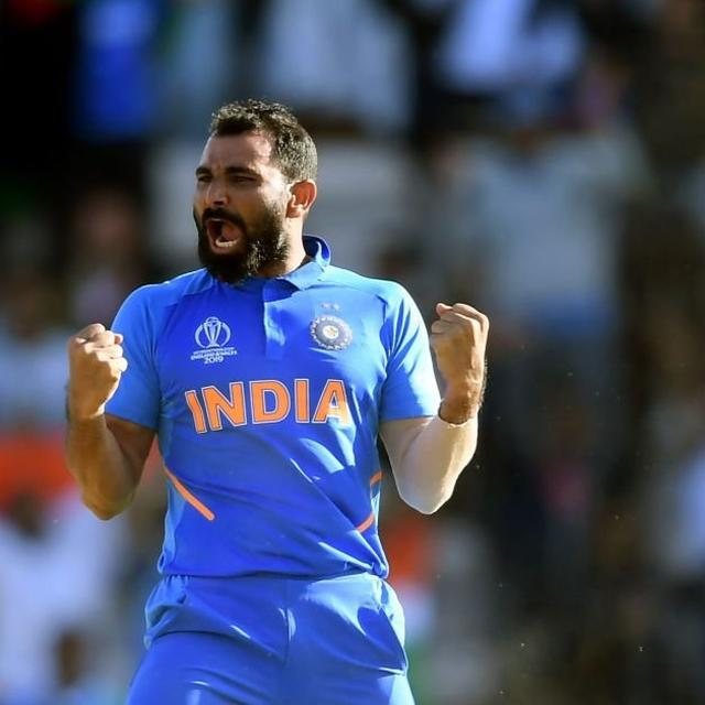 WORLD CUP 2019   I WAS WAITING FOR A CHANCE TO PLAY FOR INDIA, SAYS MOHAMMAD SHAMI