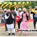 WATCH: PUNJAB CM CAPTAIN AMARINDER SINGH CELEBRATES 100 YEARS OF PATIALA FAMILY'S ASSOCIATION WITH THE BATTALION AND INDIAN ARMY