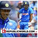 WORLD CUP 2019 | SACHIN TENDULKAR UNHAPPY WITH DHONI-JADHAV'S LACK OF INTENT AGAINST AFGHANISTAN