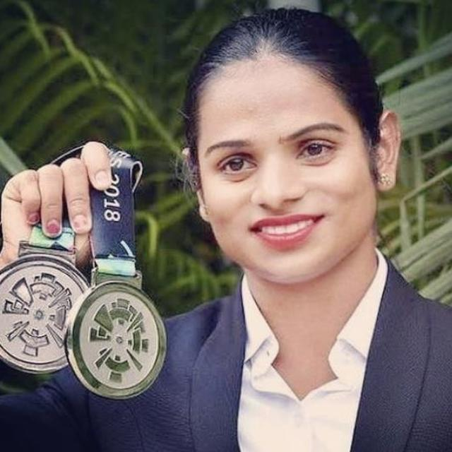 OLYMPIC SPRINTER DUTEE CHAND WANTS THIS BOLLYWOOD ACTRESS TO STAR IN HER BIOPIC, SAYS SHE WOULD BE THE 'PERFECT FIT'