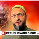 WATCH: ASADUDDIN OWAISI HITS OUT AT BJP, RSS OVER JHARKHAND LYNCHING CASE