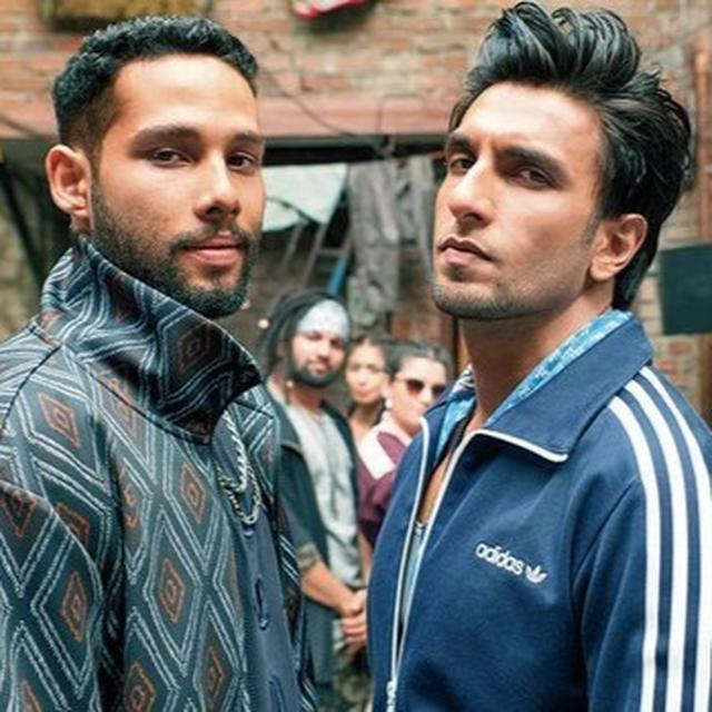 MC SHER SIDDHANT CHATURVEDI'S REACTION TO RANVEER SINGH'S NEW PROJECT IS EPIC