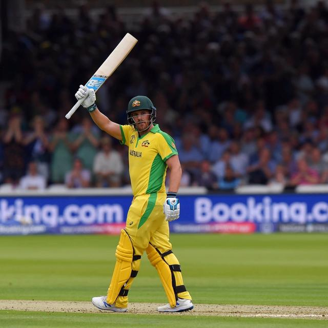 WORLD CUP 2019 | AARON FINCH BECOMES THE FIRST PLAYER TO MAKE IT TO LORD'S HONOURS BOARDS WITH CENTURY AGAINST ENGLAND